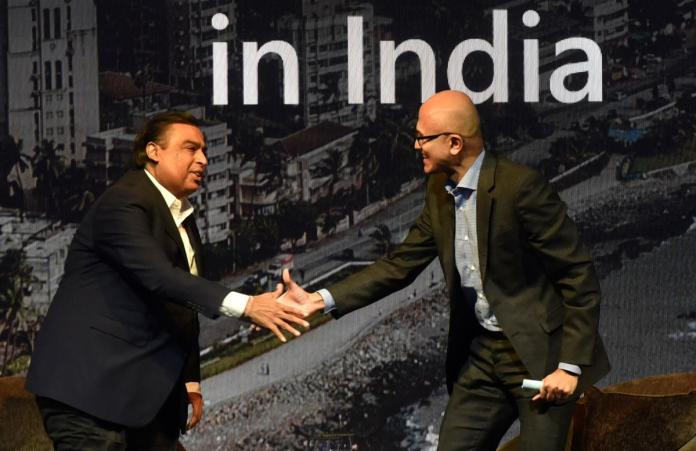 Why biggest US tech companies are investing billions in India