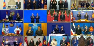Asia-Pacific countries form RCEP, world's largest trading bloc