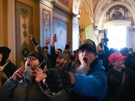 Daily US Times The world reacts horror in US Capitol