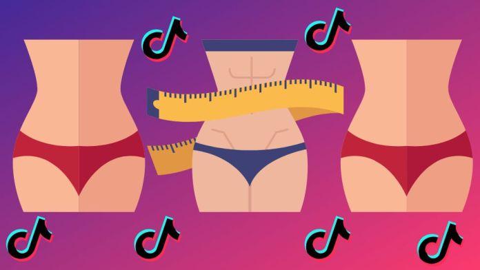 Body-editing apps on TikTok 'trigger eating disorders'