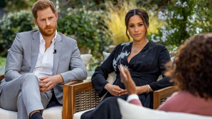 British royal family in crisis bombshell interview with Oprah
