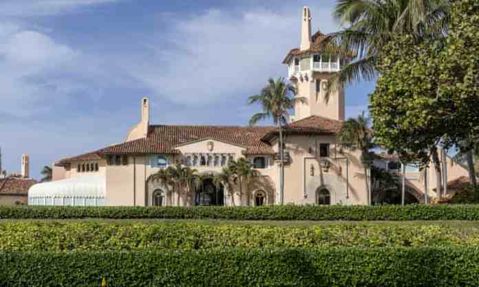 Donald Trump's Mar-a-Lago resort partially closed by Covid-19 outbreak