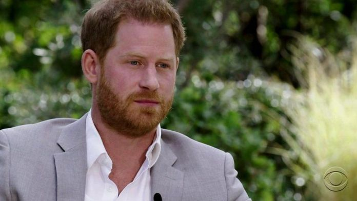 Tabloid racism 'large part' of why we left UK, says Harry