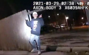 Chicago police release video of officer shooting boy