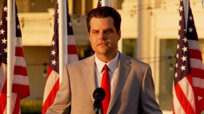 Matt Gaetz is denied a meeting with Trump