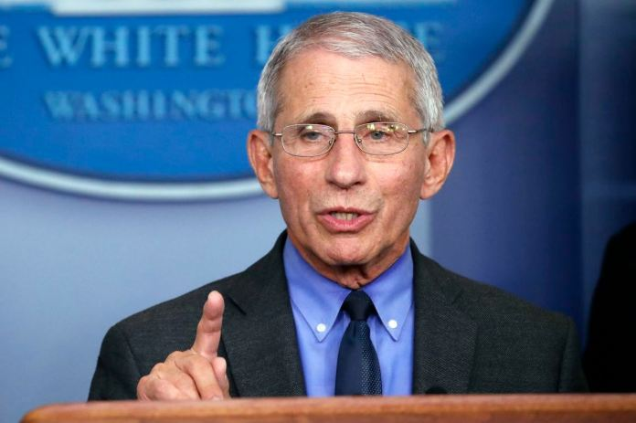 Emails offer rare glimpse into Dr. Fauci's demeanor