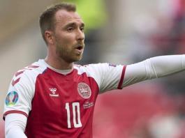 Christian Eriksen suffered cardiac arrest, says team doctor