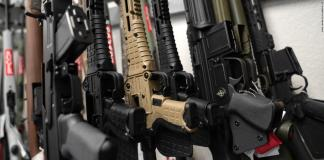 Judge overturns California's assault weapons ban
