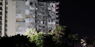 Rescuers search rubble for survivors