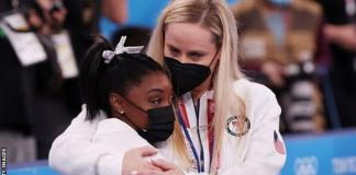 Simone Biles out of individual all-around final