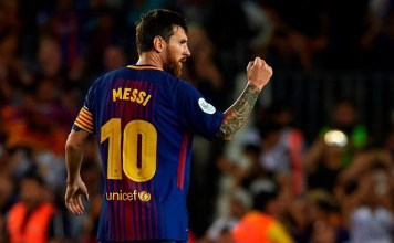 Paris St-Germain in talks with Messi after leaving Barcelona