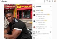 John Cena posts his 'Black twin,' dubbed 'Jamal Cena'