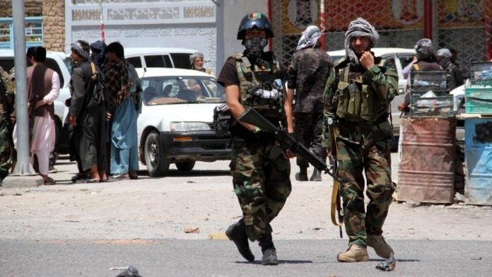 Taliban seize second regional capital in two days