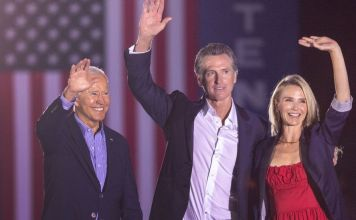 California Governor Newsom beats bid to oust him