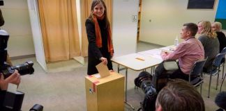 Iceland elects Europe's first female majority parliament
