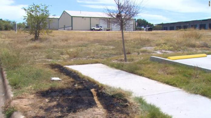 Three dismembered bodies, including a child, found in burning Texas dumpster