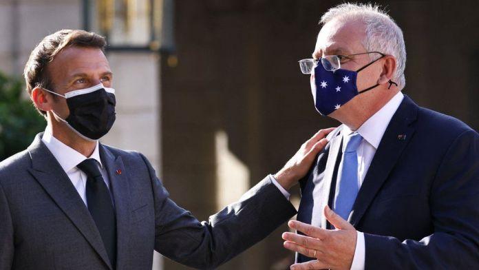 France to send ambassador back to Australia amid Aukus row