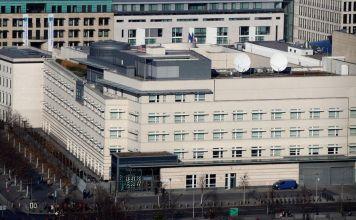 Havana syndrome Berlin police probe cases at US embassy