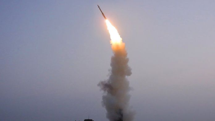 North Korea says it test-fired new anti-aircraft missile