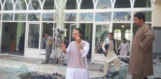 Suicide attack hits Kandahar mosque during prayers