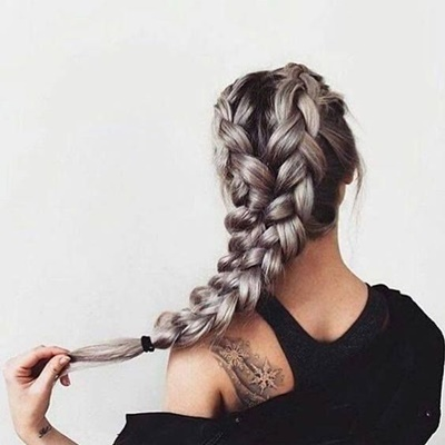 #1 Since time immemorial braiding your hair has been proved to be quite an easy way to wake up with perfect hair.