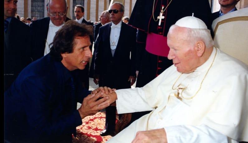 A Paolo Mengoli il sigillo Testimone di Pace: 10 anniversario  riconoscimento Giovanni Paolo II - Daily Word Italia