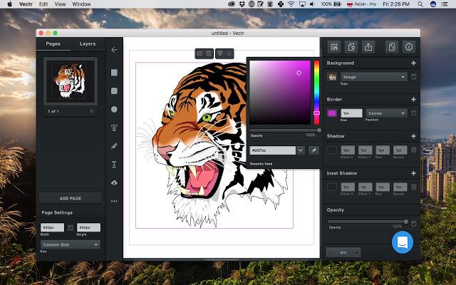 graphics design Software