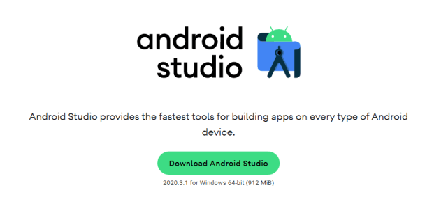 how to install android studio on windows 10
