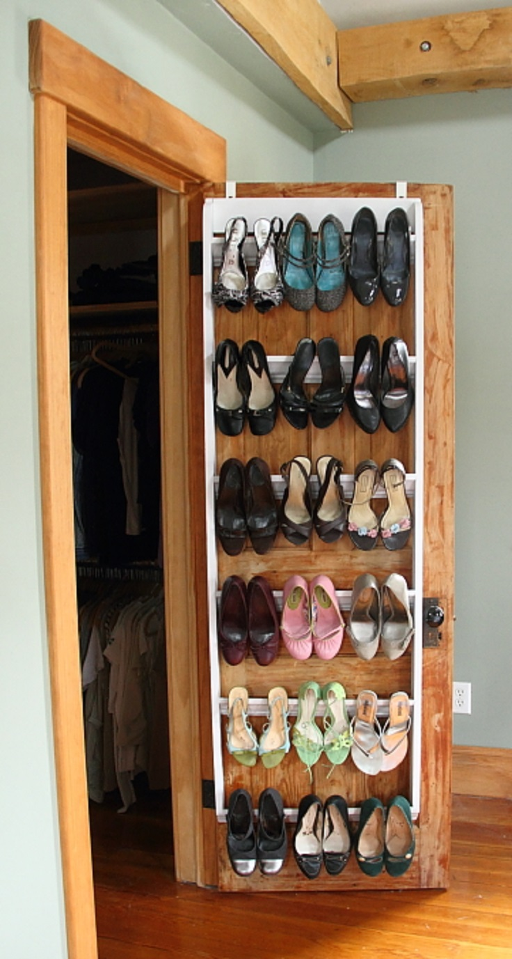 Tall Shoe Rack