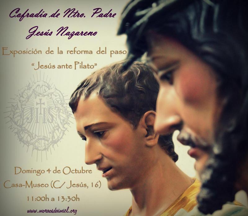 Reforma paso Pilato