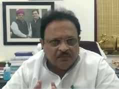 Medical and Health Minister Dr. Raghu Sharma
