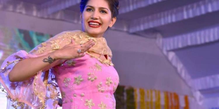 Sapna Choudhary dancer