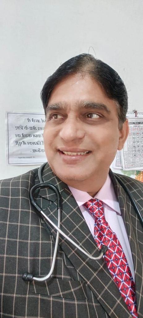 Dr. Liaquat Ali Mansoori