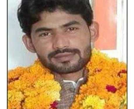 नवेद खान भाजपा अल्पसंख्यक महामंत्री बने