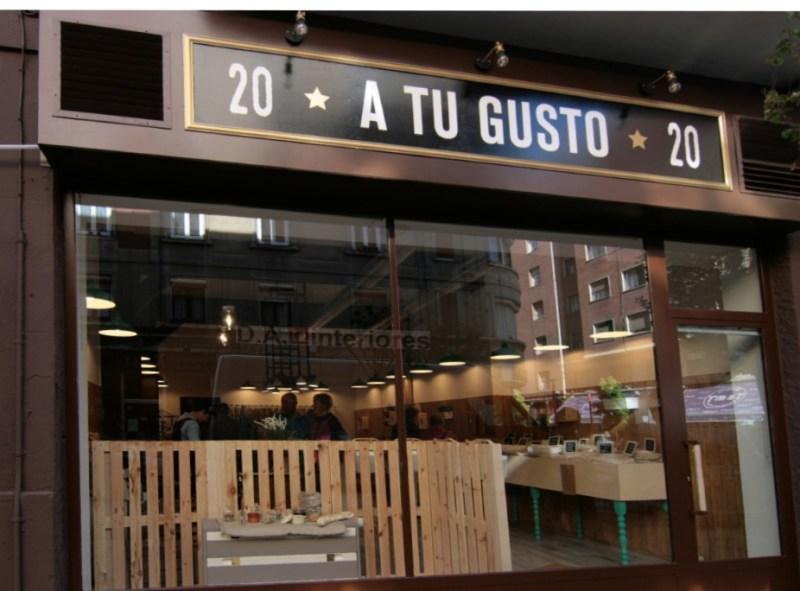 20- A TU GUSTO-