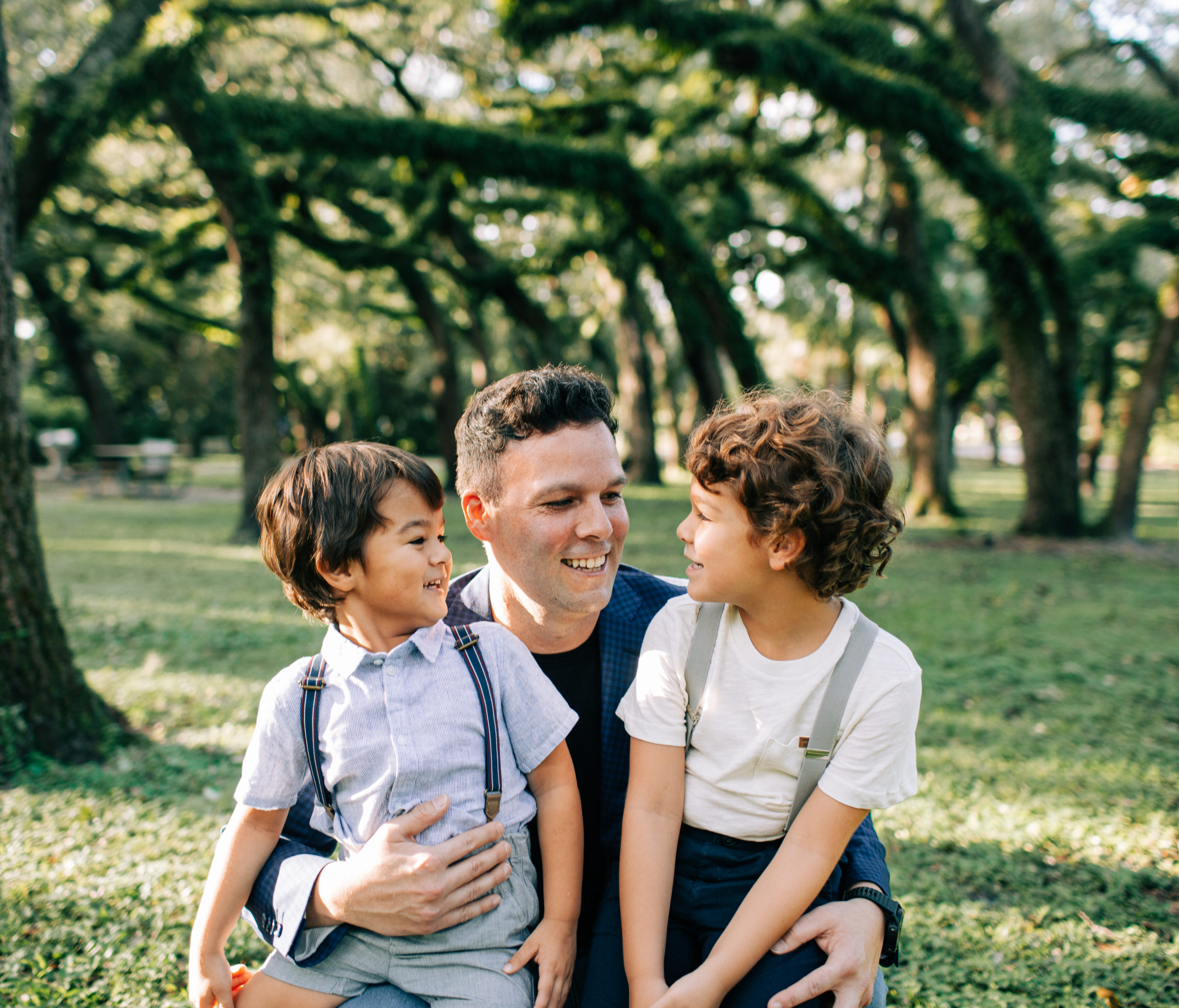 MiamiFamilyPhotoSession-3-scaled Family Photo Session at the Park - Villa Family
