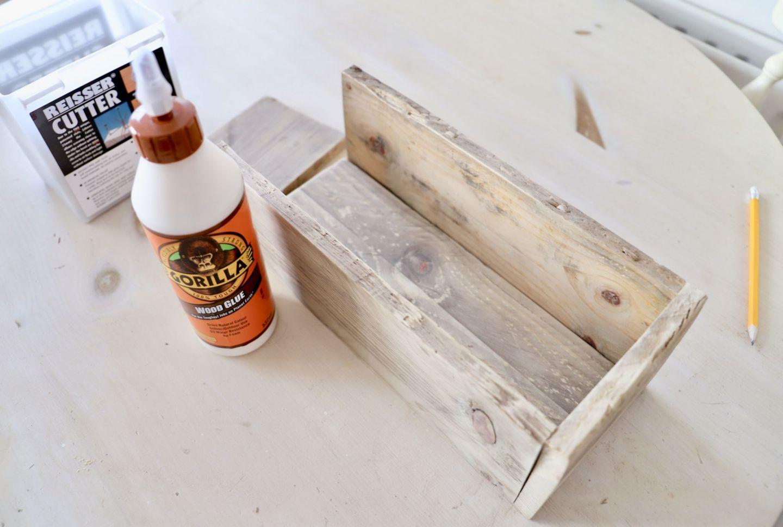 Palette wood DIY