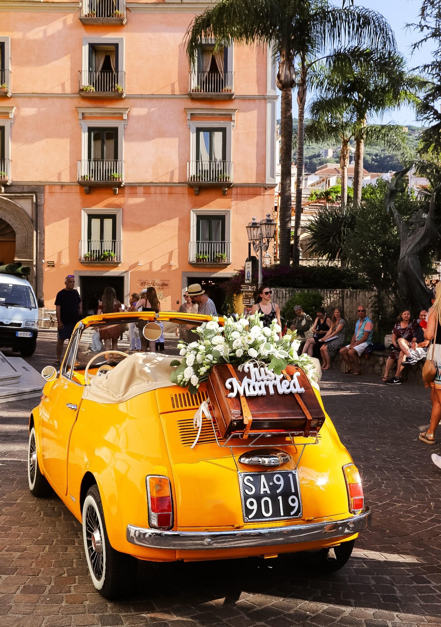 My Italian Adventure, Sorrento, Positano, Capri And More