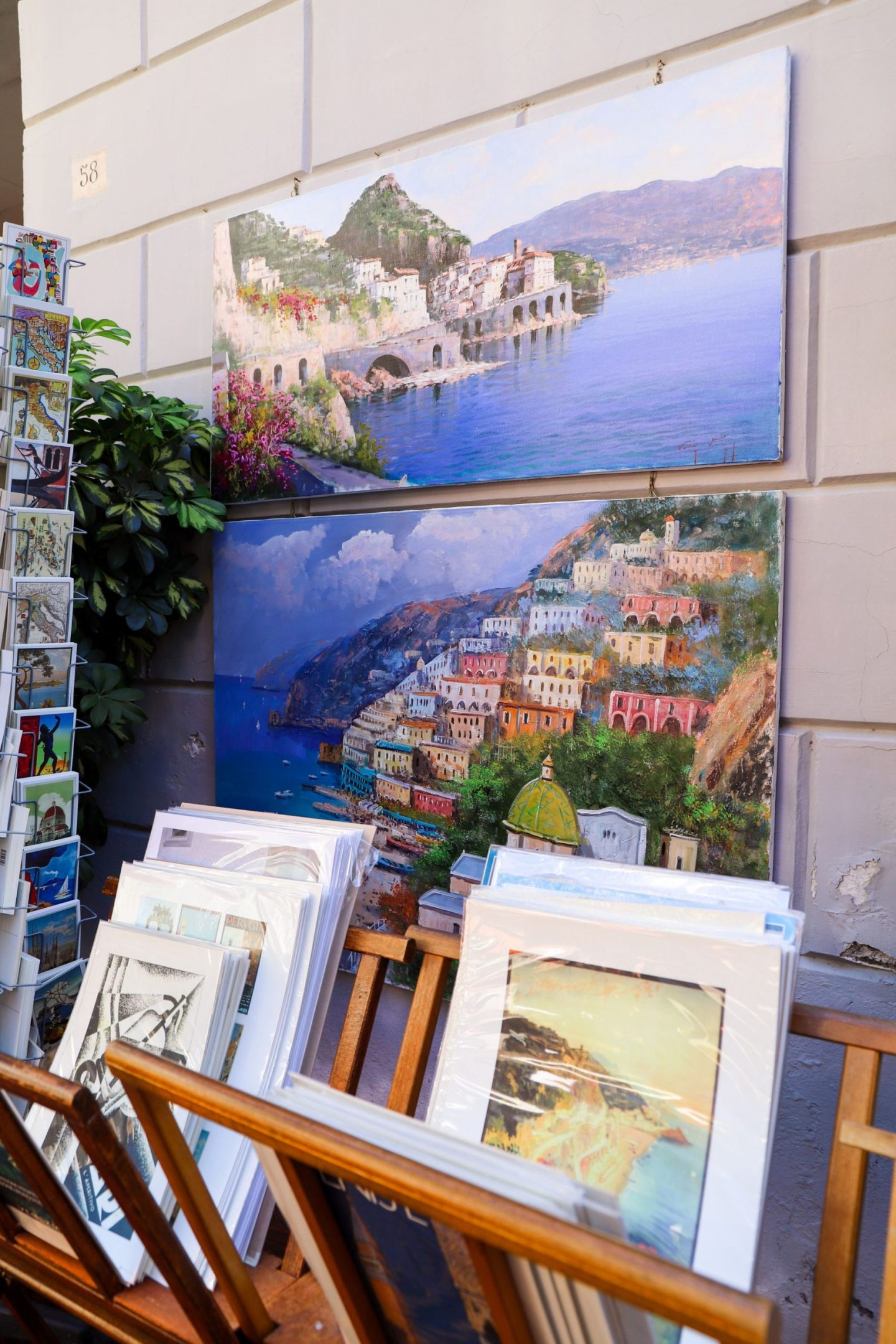 My Italian adventure​, Sorrento, Positano and Capri