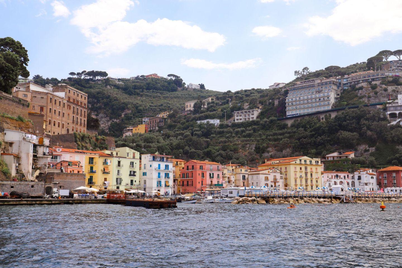 My Italian adventure, Sorrento, Positano and Capri