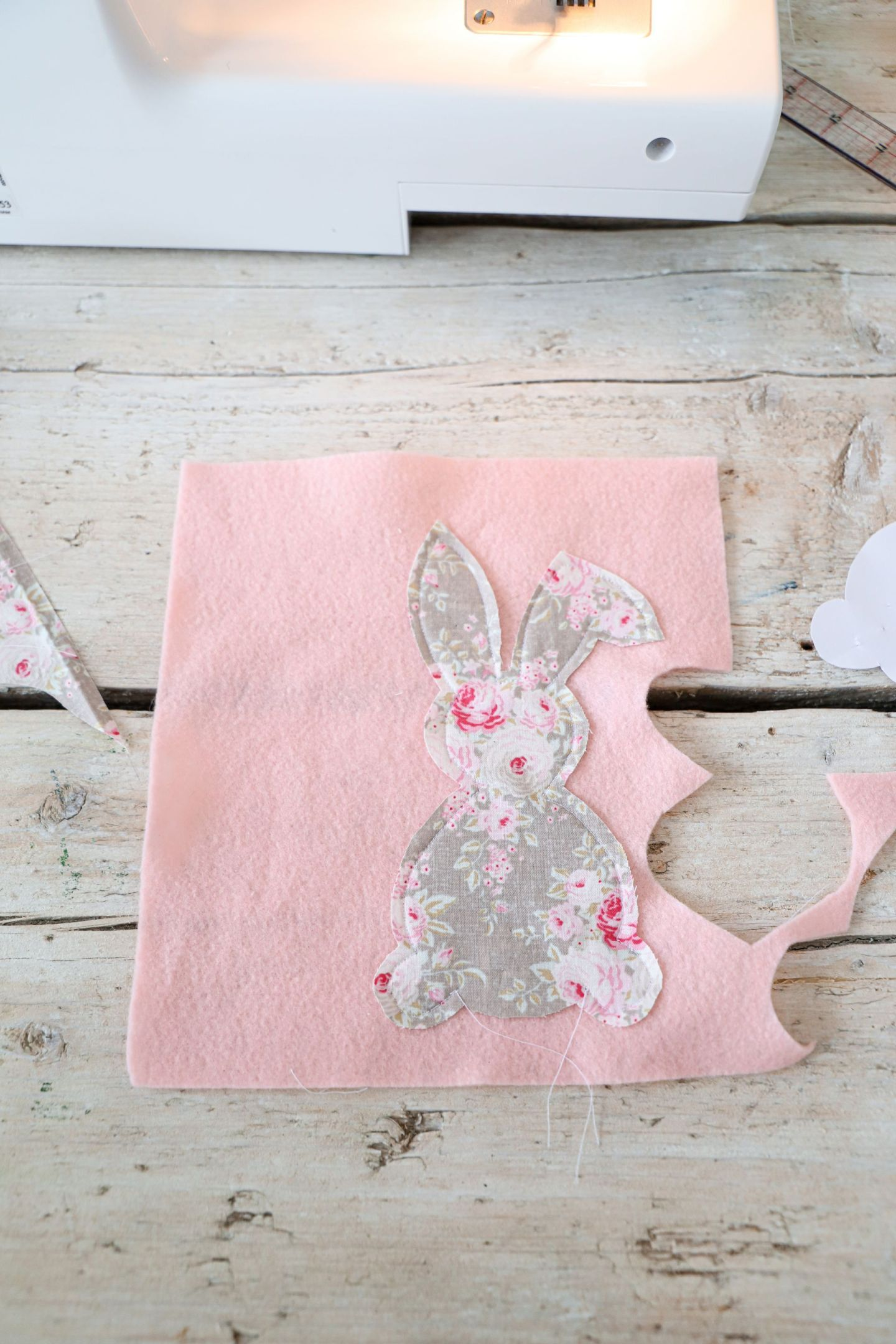 how to make an easter bunny