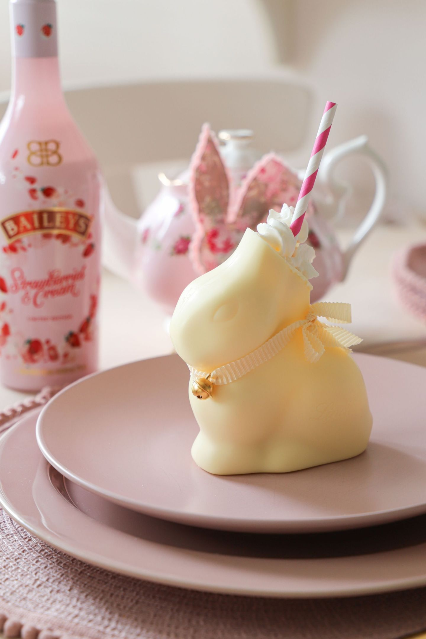 An Easter Baileys Bunny Treat