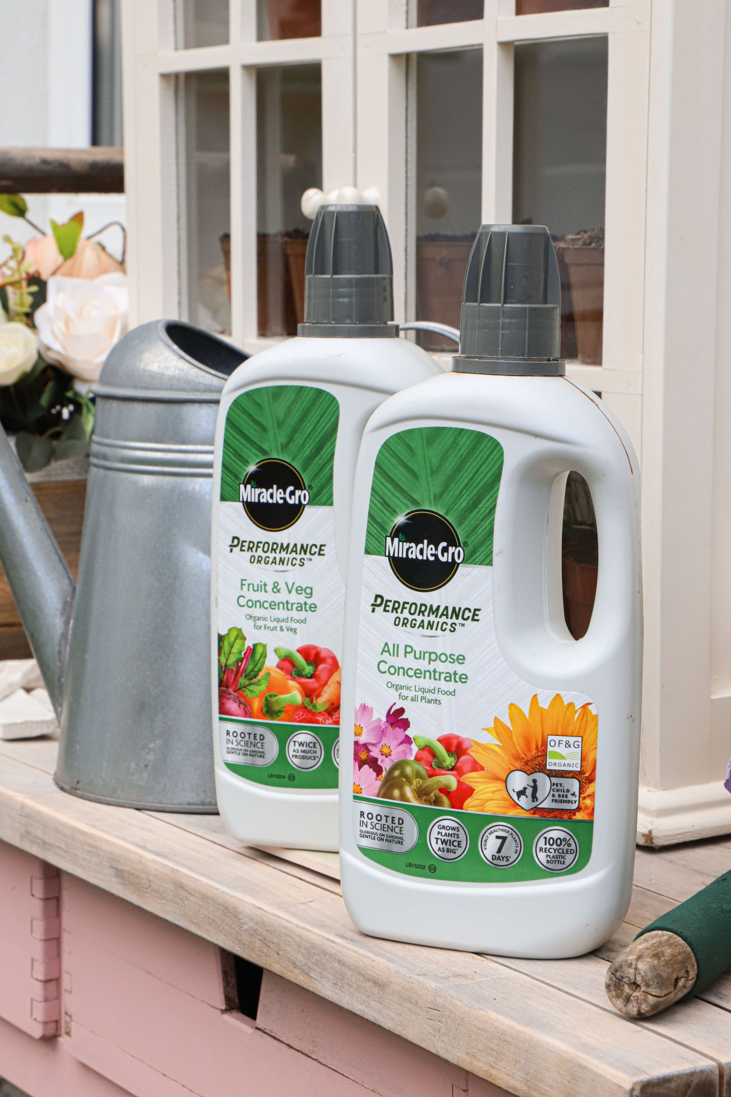 Miracle Gro Performance organics