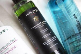 Philip B Peppermint and Avocado Shampoo e1501885089392 - El Sublime Champú de Menta y Aguacate de Philip B