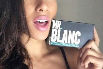 MrBlanc2 1 - Tiras Blanqueadoras para los Dientes