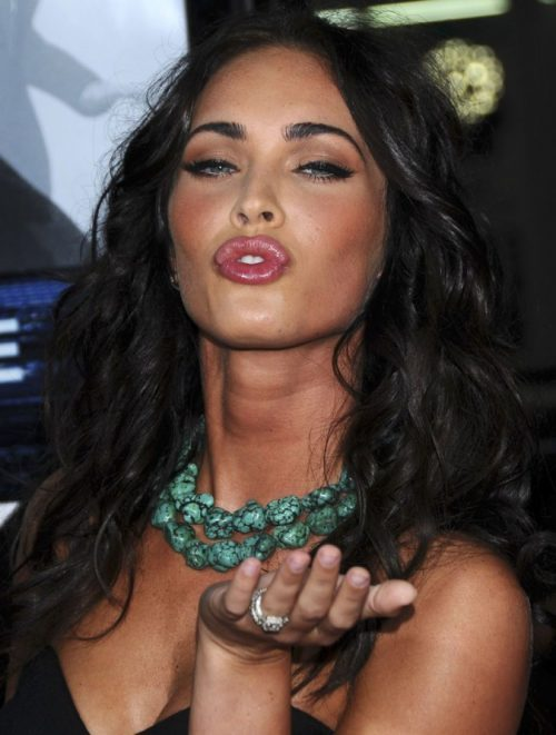 megan fox at the eagle eye premiere full view img 3 e1501447099406 - Todas Las Cirugías de Megan Fox