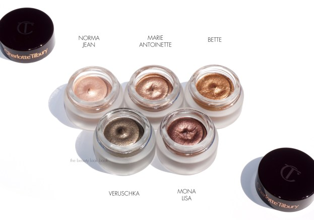 Charlotte Tilbury Eyes to Mesmerise picks via The Beauty Look Book - Maquillaje Para el Verano, ¿Qué Comprar?