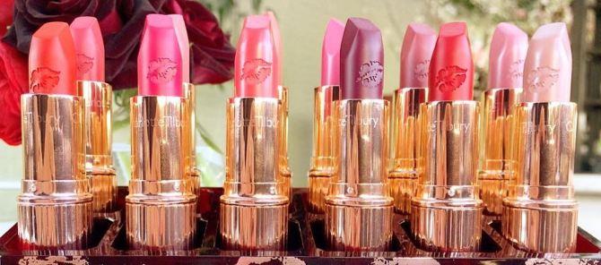 Charlotte Tilbury Hot Lips - Maquillaje Para el Verano, ¿Qué Comprar?