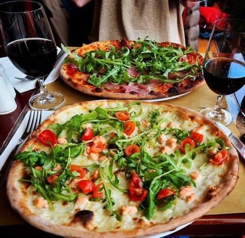 pizza24 - Volviendo a Comer Sano