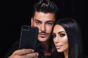 mario dedivanovic 1 - Mario Dedivanovic, el Maquillador de Kim Kardashian